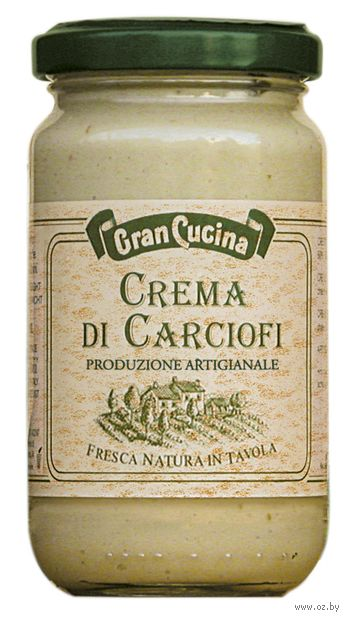 "Пате ""Gran Cucina. Из артишоков"" (180 г) — фото, картинка"
