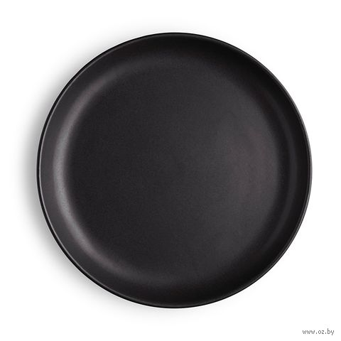 "Блюдо керамическое ""Nordic Kitchen"" (255х23х255 мм) — фото, картинка"