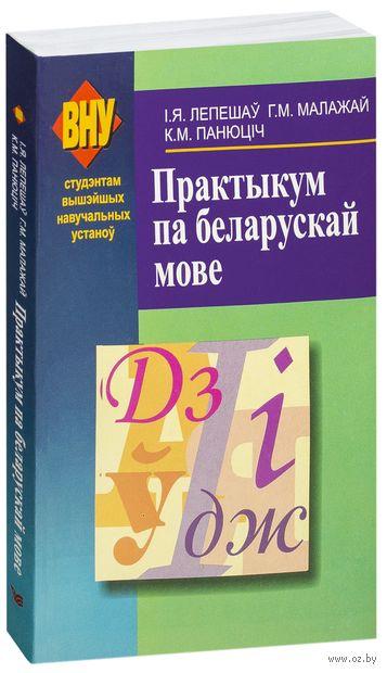 Практыкум па беларускай мове — фото, картинка