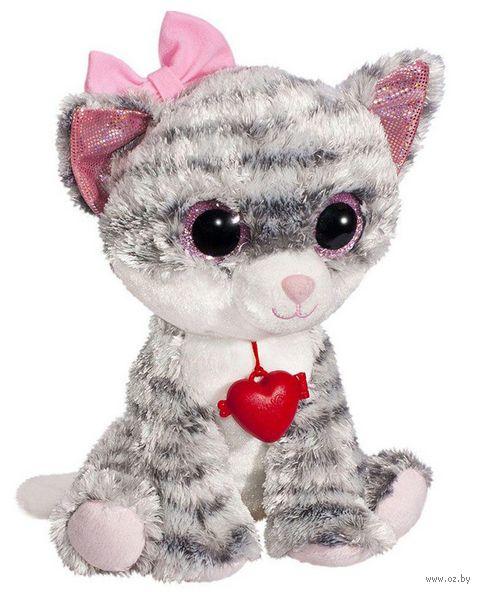 "Мягкая игрушка ""Кошечка Фенсик"" (24 см) — фото, картинка"