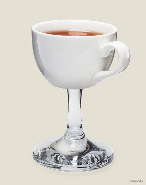 Чашка кофейная на ножке — фото, картинка