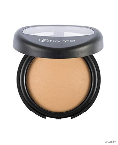 "Компактная пудра для лица ""Terracotta Powder"" (тон: 030, soft beige-matte and velvety) — фото, картинка"
