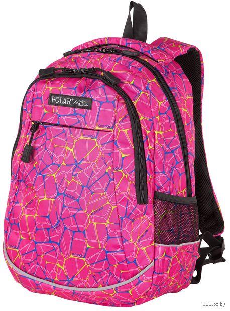 Рюкзак 18302 (16,9 л; тёмно-розовый) — фото, картинка