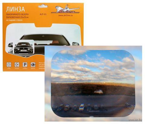 Линза панорамного обзора, парковочная (20х25 см; арт. ALP-01) — фото, картинка