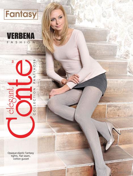 """Колготки женские фантазийные """"Conte. Verbena"""""""