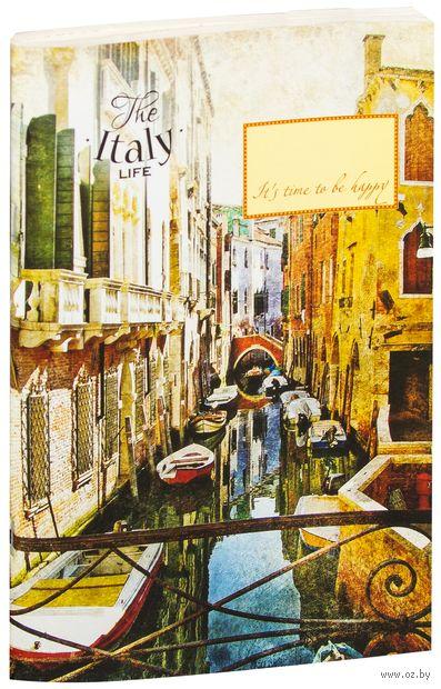 """Блокнот """"Узкие улочки в Венеции"""" (А5) — фото, картинка"""