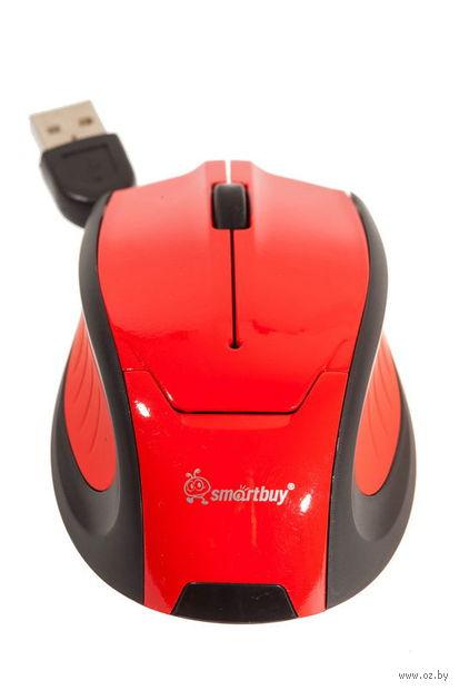 Оптическая мышь SmartBuy 308 (Red)
