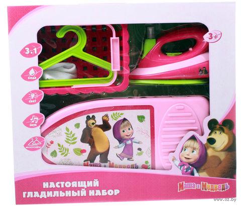 """Игровой набор """"Маша и Медведь. Гладильный набор"""""""