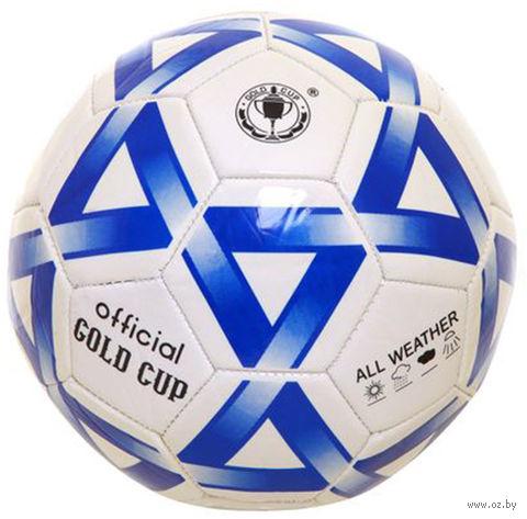 """Мяч футбольный """"Gold cup"""" (арт. Т66016) — фото, картинка"""