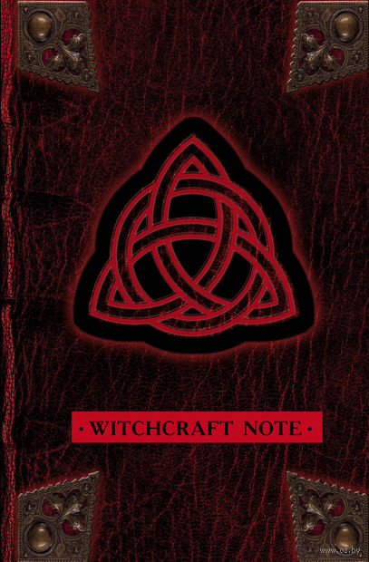 "Блокнот ""Witchcraft Note"" (А5) — фото, картинка"