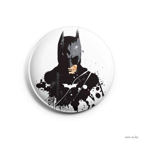 "Значок маленький ""Бэтмен"" (арт. 329) — фото, картинка"