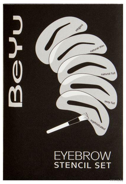 "Набор для бровей ""Eyebrow Stencil Set"" — фото, картинка"