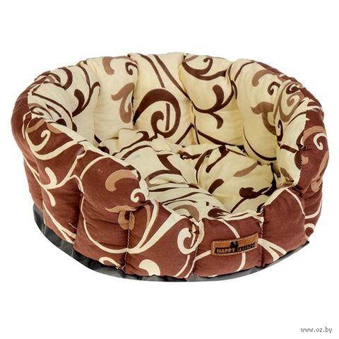 Лежак для животных (43х16 см; кофе с молоком) — фото, картинка