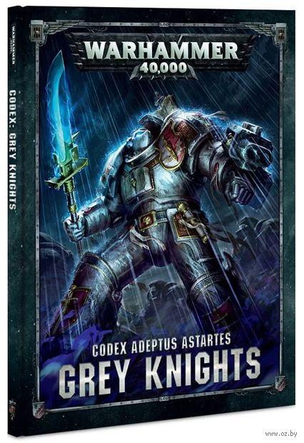 Warhammer 40.000. Codex: Grey Knights (8th edition) — фото, картинка