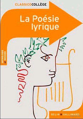 Julie Proust. La Poesie Lyrique. Джули Пруст