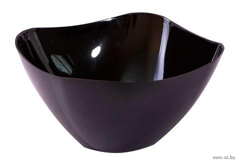 "Салатник ""Rondo"" (3 л; черный) — фото, картинка"