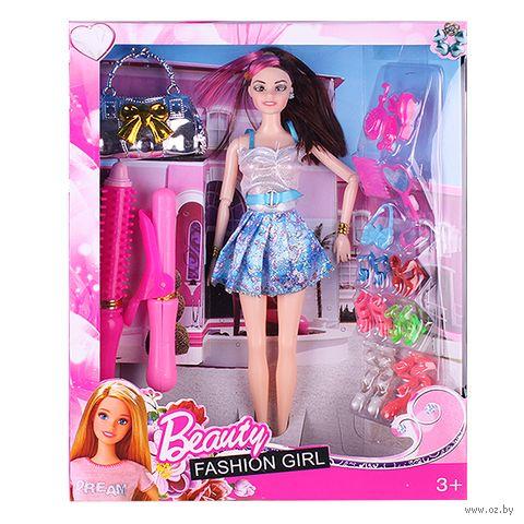 "Кукла ""Модница"" (30 см; арт. DV-10205) — фото, картинка"