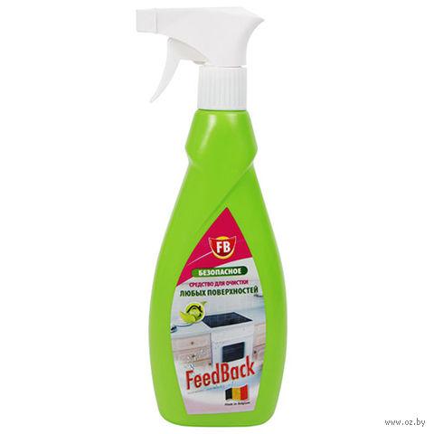 Средство чистящее для всех типов поверхностей (480 мл)