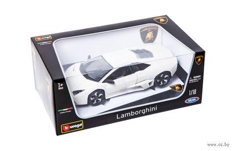 """Модель машины """"Bburago. Lamborghini Reventon"""" (масштаб: 1/18) — фото, картинка"""
