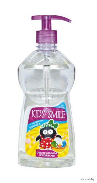 """Средство для мытья детской посуды """"С экстрактом ромашки"""" (500 мл) — фото, картинка"""