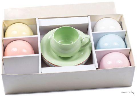 """Набор посуды """"Лучиано"""" (12 предметов) — фото, картинка"""