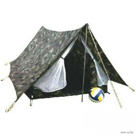 """Двухместная однослойная палатка """"Малек"""""""
