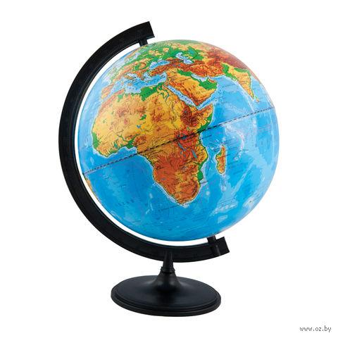 Глобус (физический; 320 мм) — фото, картинка