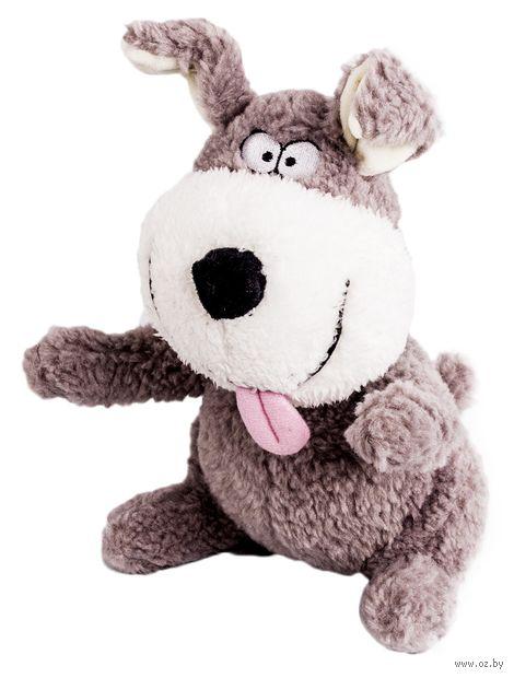 """Мягкая игрушка """"Собака Улыбака"""" (22 см) — фото, картинка"""