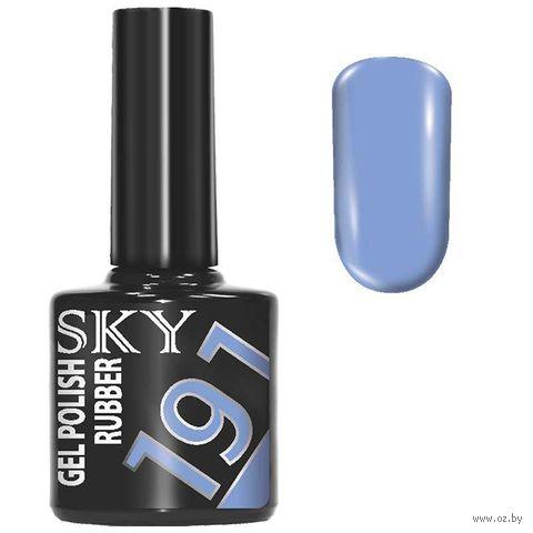 """Гель-лак для ногтей """"Sky"""" тон: 191 — фото, картинка"""