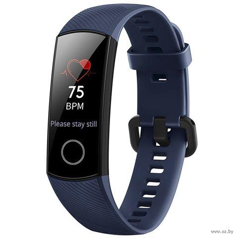 Фитнес-браслет Huawei Honor Band 4 (синий) — фото, картинка