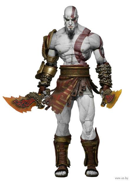 "Фигурка ""Neca. God of War 3 Ultimate Kratos"" (17 см)"
