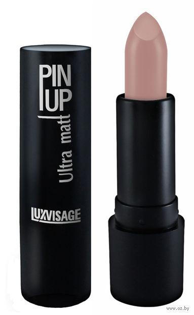 "Помада для губ ""PIN-UP. Ultra matt"" тон: 519 — фото, картинка"