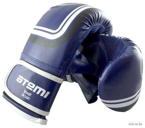 Перчатки снарядные LTB-16201 (M; синие) — фото, картинка