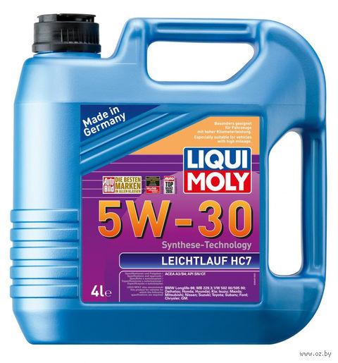 "Масло моторное ""Leichtlauf HC7"" 5W-30 (4 л) — фото, картинка"