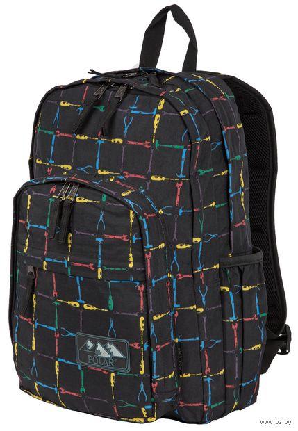 Рюкзак П3901 (15 л; чёрный) — фото, картинка