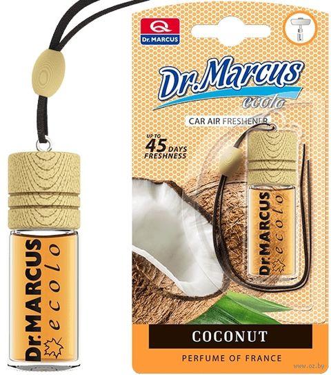 "Ароматизатор подвесной жидкий ""Ecolo"" (Coconut; 4.5 мл; арт. 24001) — фото, картинка"
