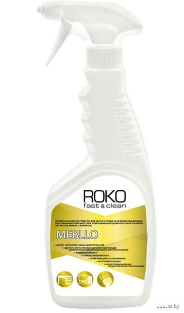 "Средство для чистки мебели ""Mebllo"" (500 мл) — фото, картинка"