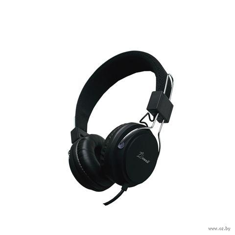 Гарнитура Dowell HS-703 (черная) — фото, картинка