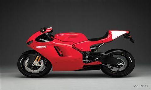 """Мотоцикл """"Ducati Desmosedici RR"""" (масштаб: 1/9) — фото, картинка"""