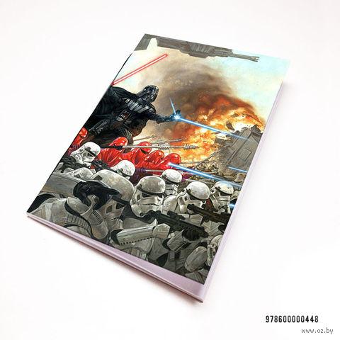 """Блокнот """"Звездные войны"""" (А7; арт. 448) — фото, картинка"""