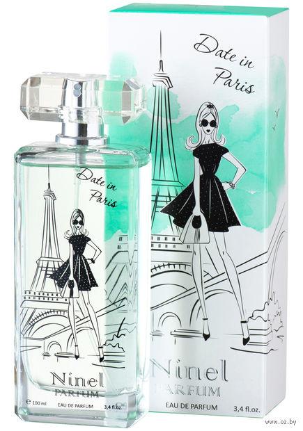 "Парфюмерная вода для женщин ""Date in Paris"" (100 мл) — фото, картинка"