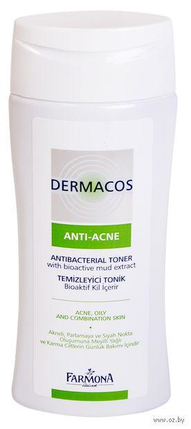 "Тоник для лица ""Dermacos Anti-Acne"" (150 мл) — фото, картинка"