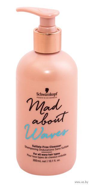 """Крем-шампунь для волос """"Mad About Waves"""" (300 мл) — фото, картинка"""