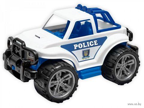 """Полицейская машина """"Внедорожник"""" — фото, картинка"""