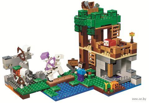 "Конструктор ""Minecraft. Нападение армии скелетов"" (463 детали) — фото, картинка"