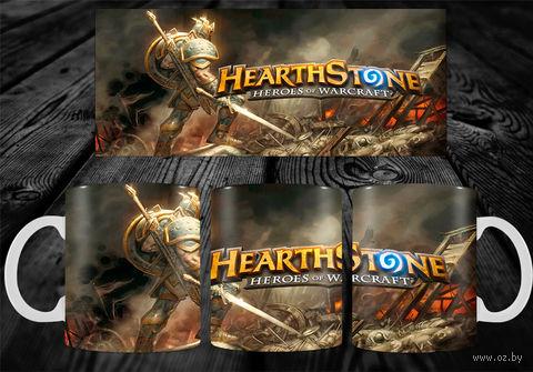 """Кружка """"Hearthstone"""" (art.44)"""