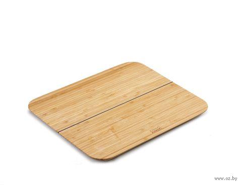 "Доска разделочная бамбуковая ""Chop2Pot"" (330x270x13 мм; бамбук) — фото, картинка"
