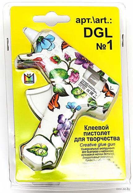Клеевой пистолет для творчества (арт. DGL 01) — фото, картинка