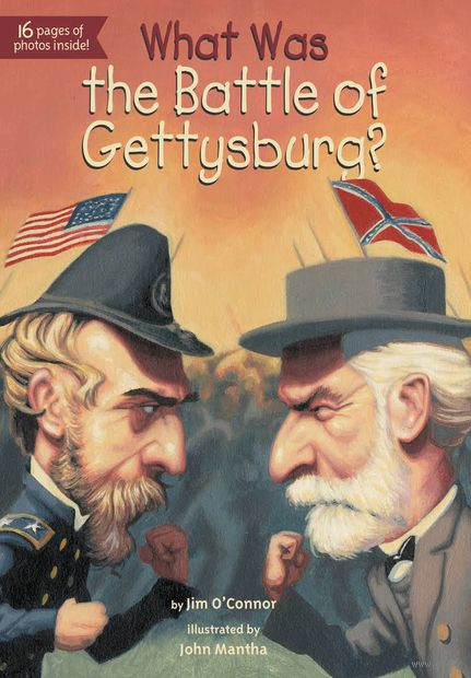 What Was the Battle of Gettysburg? — фото, картинка