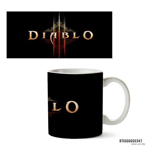 "Кружка ""Diablo"" (арт. 347)"